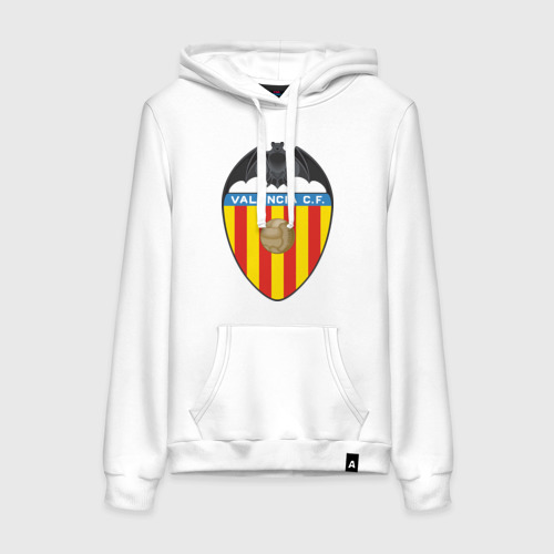 Женская толстовка хлопок Spanish Primera. Valencia FC