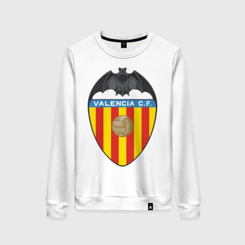 Женский свитшот хлопок Spanish Primera. Valencia FC