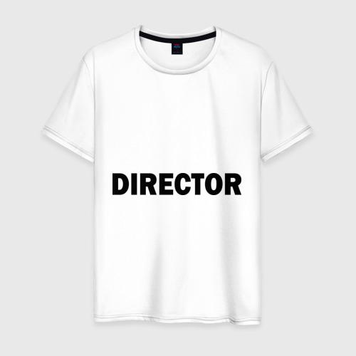 Мужская футболка хлопок Режиссер (директор)