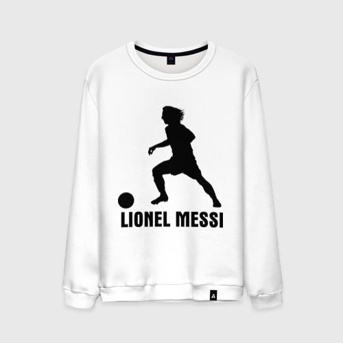 Мужской свитшот хлопок Lionel Messi