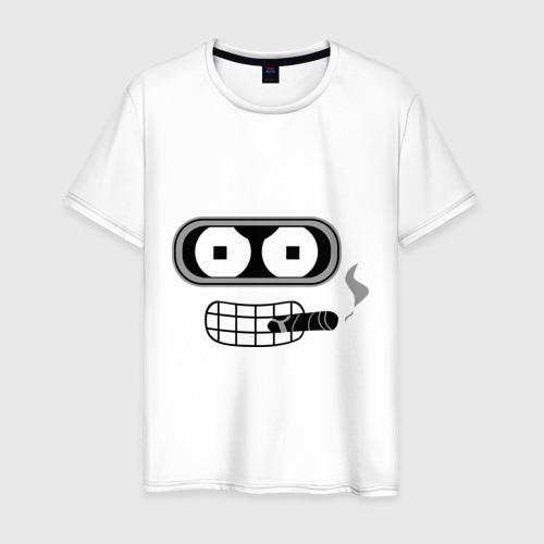 Мужская футболка хлопок Bender