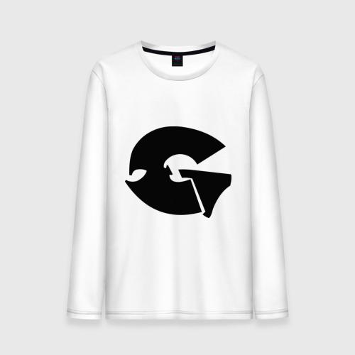 Мужской лонгслив хлопок GZA Wu-Tang Clan