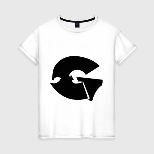 Женская футболка хлопок GZA Wu-Tang Clan