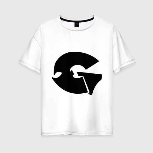 Женская футболка хлопок Oversize GZA Wu-Tang Clan
