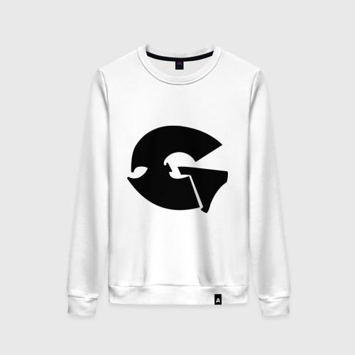 Женский свитшот хлопок GZA Wu-Tang Clan