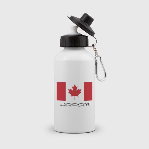 Бутылка спортивная Канада-Япония