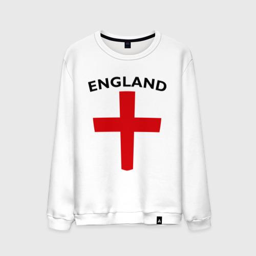 Мужской свитшот хлопок England - Англия