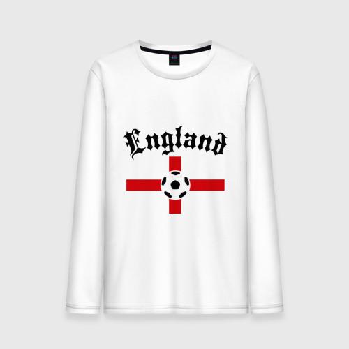 Мужской лонгслив хлопок England (2)