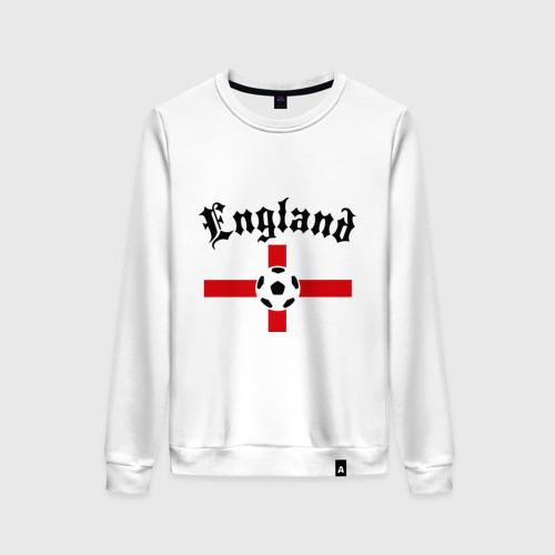 Женский свитшот хлопок England (2)