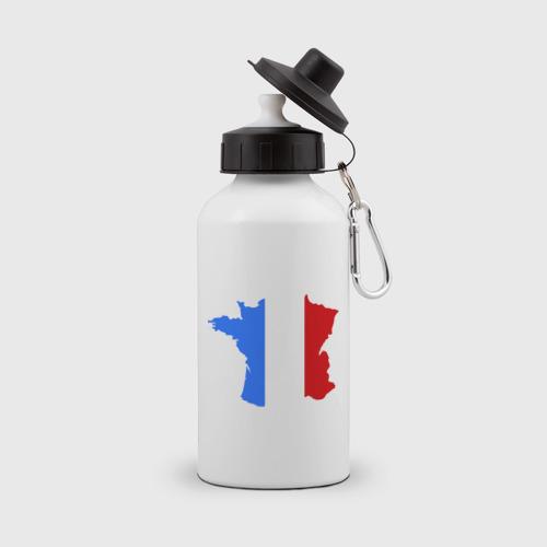 Бутылка спортивная Франция (France)