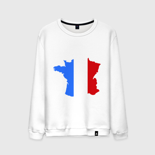 Мужской свитшот хлопок Франция (France)