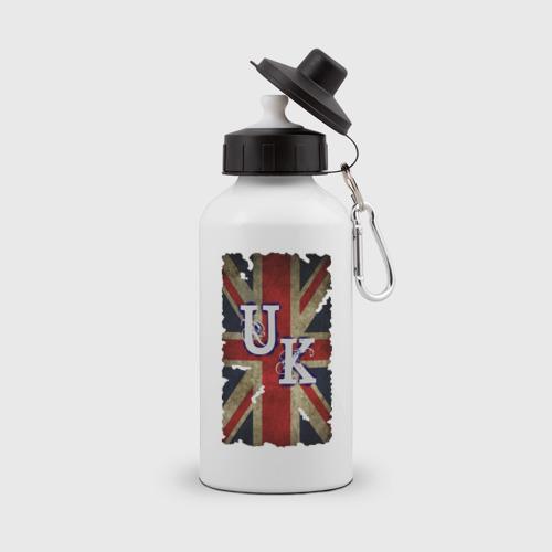 Бутылка спортивная United Kingdom
