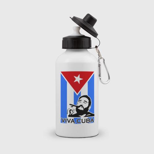 Бутылка спортивная Viva, Cuba!