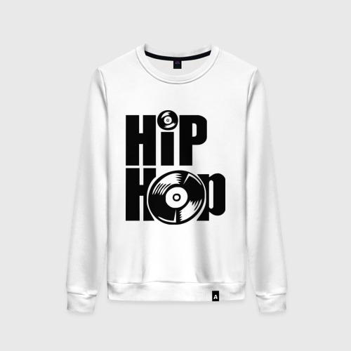 Женский свитшот хлопок Hip-Hop (2)