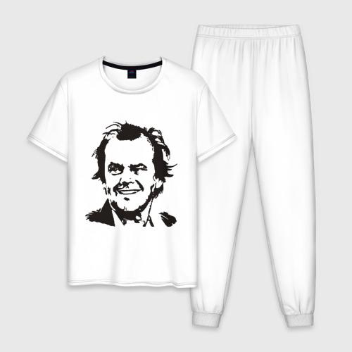 Мужская пижама хлопок Джек Николсон