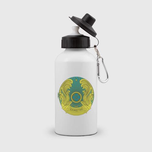 Бутылка спортивная Казахстан герб