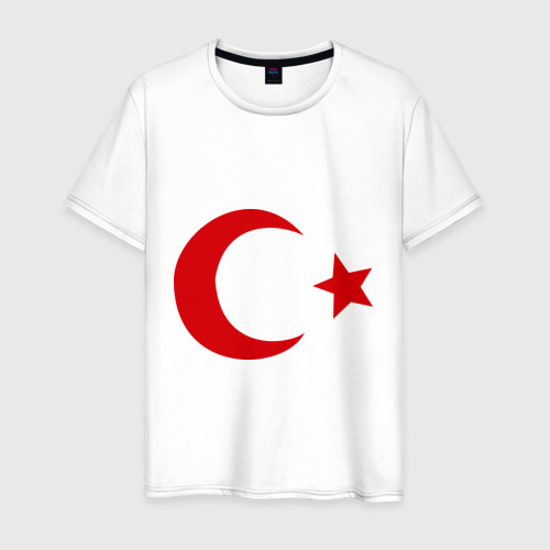 Мужская футболка хлопок Турция