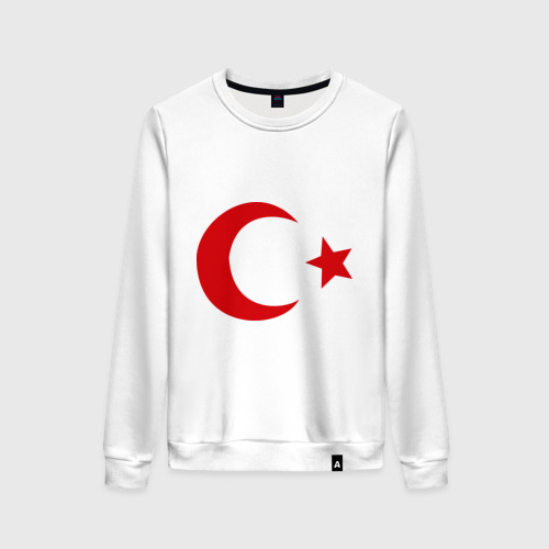 Женский свитшот хлопок Турция