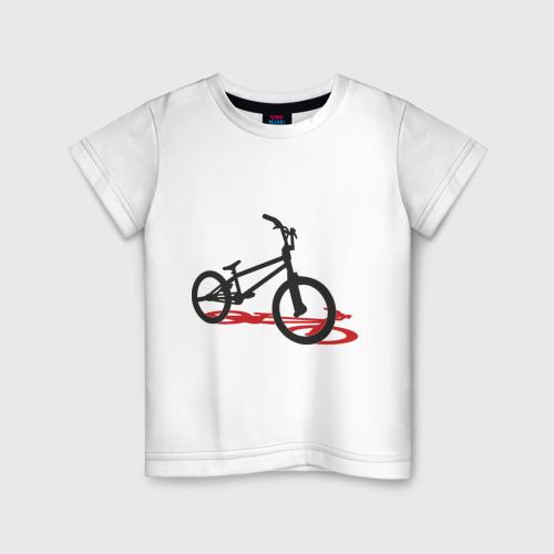 Детская футболка хлопок BMX 1