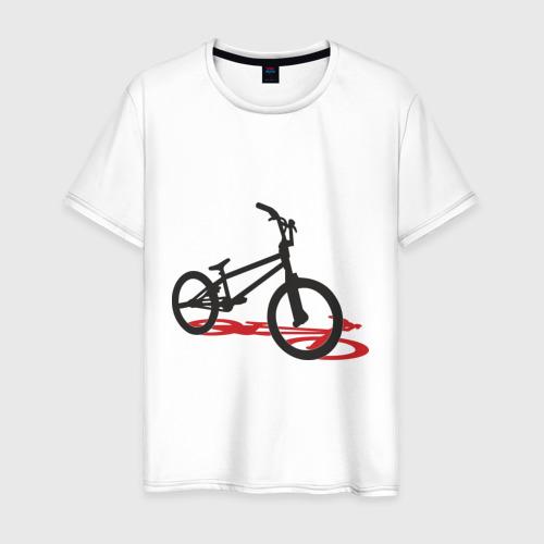 Мужская футболка хлопок BMX 1