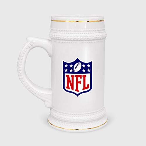 Кружка пивная NFL