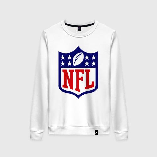 Женский свитшот хлопок NFL