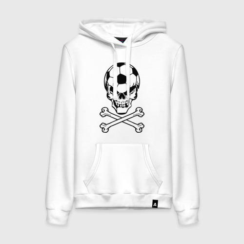 Женская толстовка хлопок Football Ultras (1)