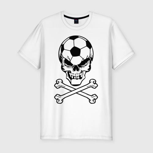 Мужская футболка хлопок Slim Football Ultras (1)