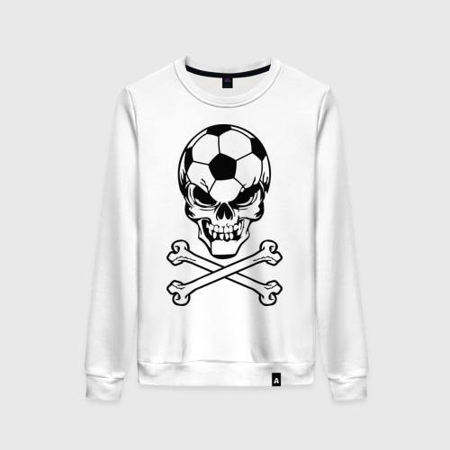 Женский свитшот хлопок Football Ultras (1)