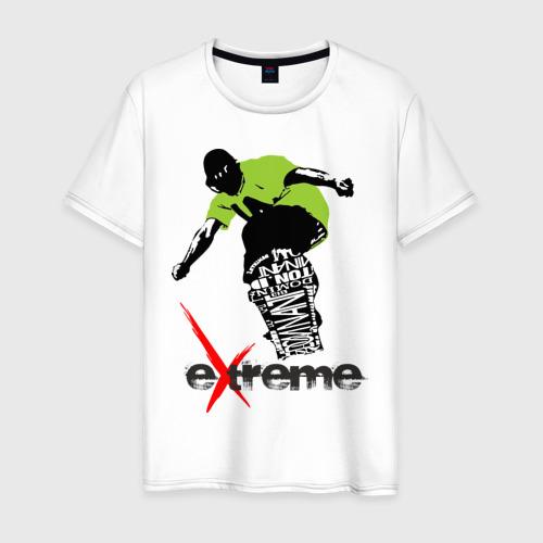 Мужская футболка хлопок Экстрим
