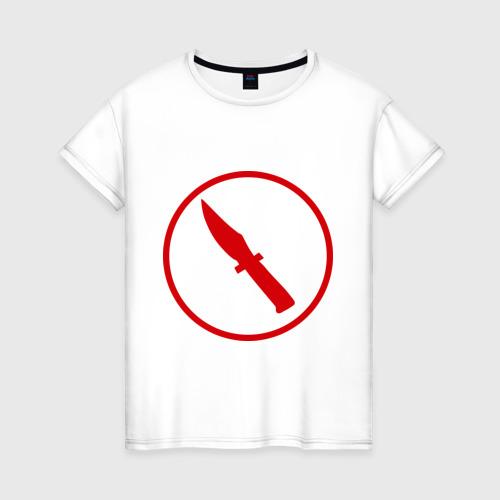 Женская футболка хлопок TF2: Spy