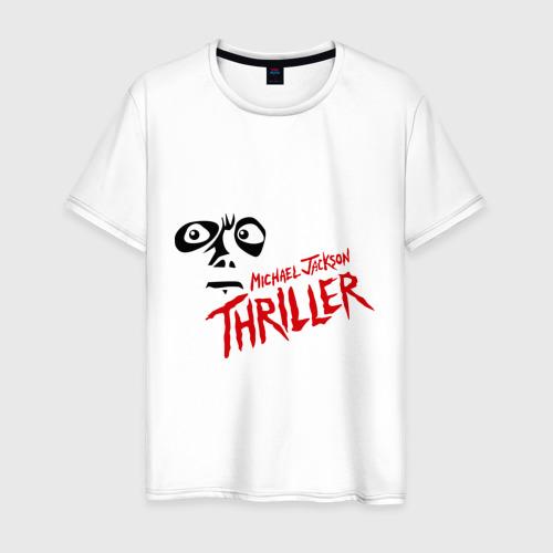 Мужская футболка хлопок Джексон-Триллер