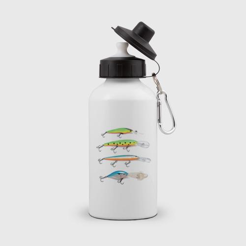 Бутылка спортивная Приманки