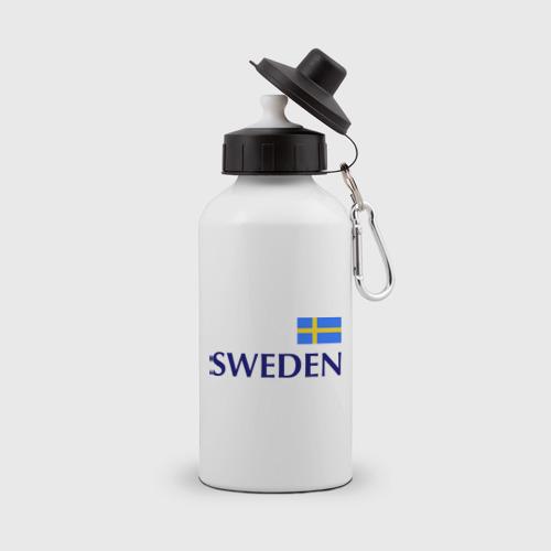 Бутылка спортивная Сборная Швеции - 10