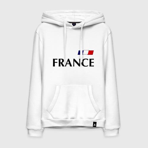 Мужская толстовка хлопок Сборная Франции - 8