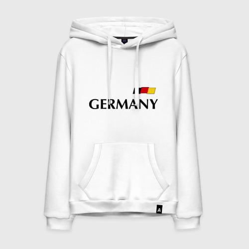 Мужская толстовка хлопок Сборная Германии - 7