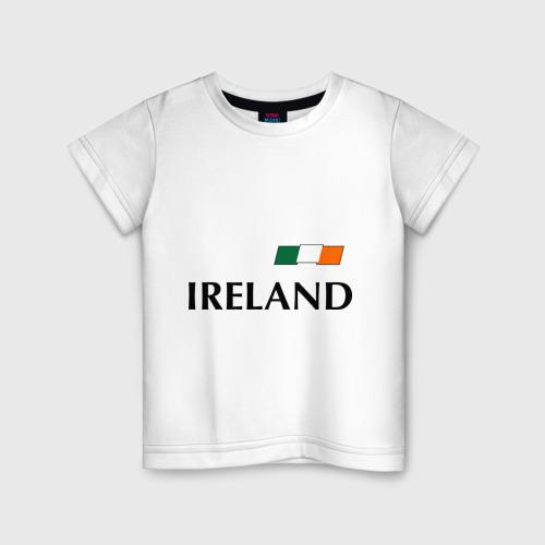 Детская футболка хлопок Сборная Ирландии - 7