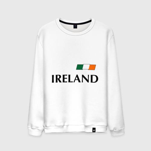 Мужской свитшот хлопок Сборная Ирландии - 7