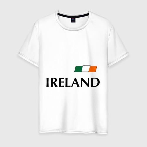 Мужская футболка хлопок Сборная Ирландии - 7
