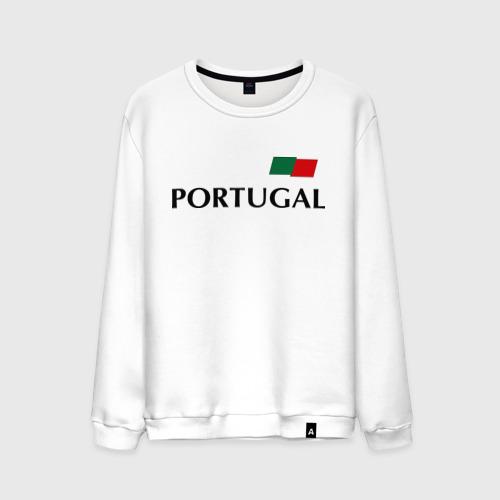 Мужской свитшот хлопок Сборная Португалии - Криштиану Роналду 7