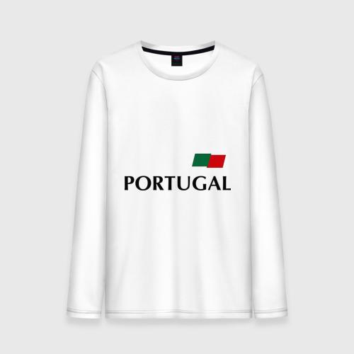 Мужской лонгслив хлопок Сборная Португалии - 10