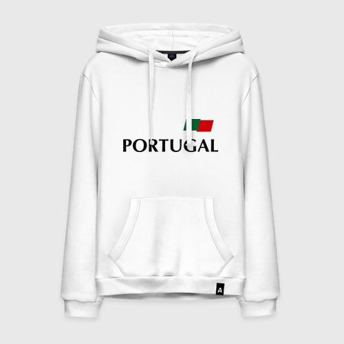 Мужская толстовка хлопок Сборная Португалии - 10