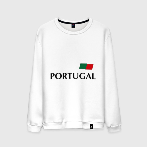 Мужской свитшот хлопок Сборная Португалии - 10