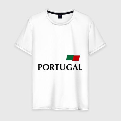 Мужская футболка хлопок Сборная Португалии - 10