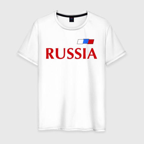 Мужская футболка хлопок Сборная России