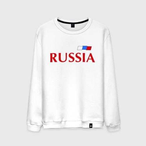 Мужской свитшот хлопок Сборная России - 9