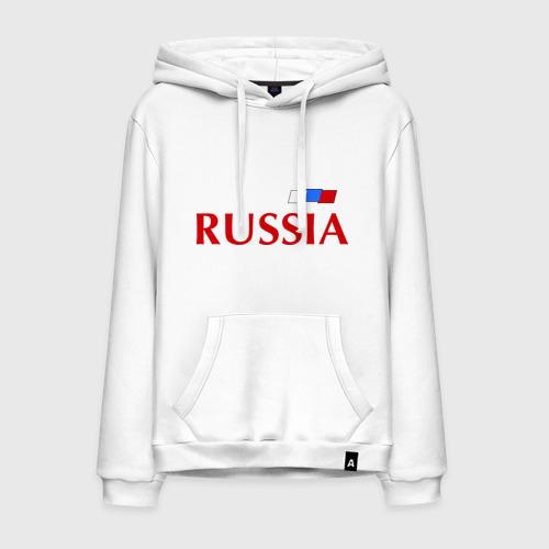 Мужская толстовка хлопок Сборная России - Александр Кержаков 11