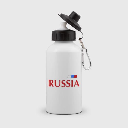 Бутылка спортивная Сборная России - Александр Кержаков 11