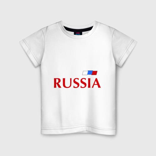 Детская футболка хлопок Сборная России - Александр Кержаков 11