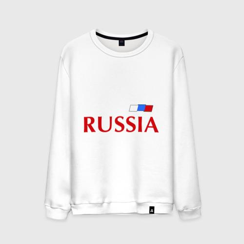 Мужской свитшот хлопок Сборная России - Александр Кержаков 11